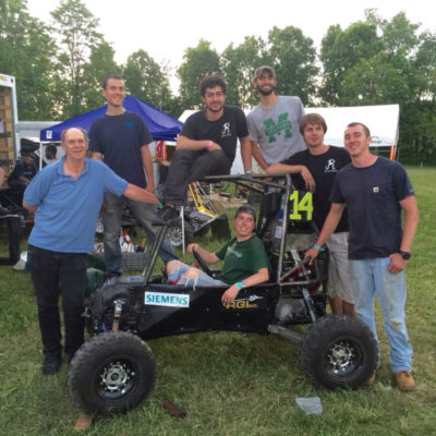 A New Bronx Tale – Manhattan College Mini Baja Competes In Rochester/Palmyra, NY