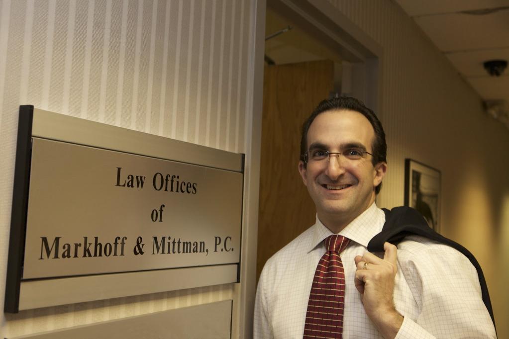 Brian Mittman, Markhoff & Mittman, PC's Managing Partner