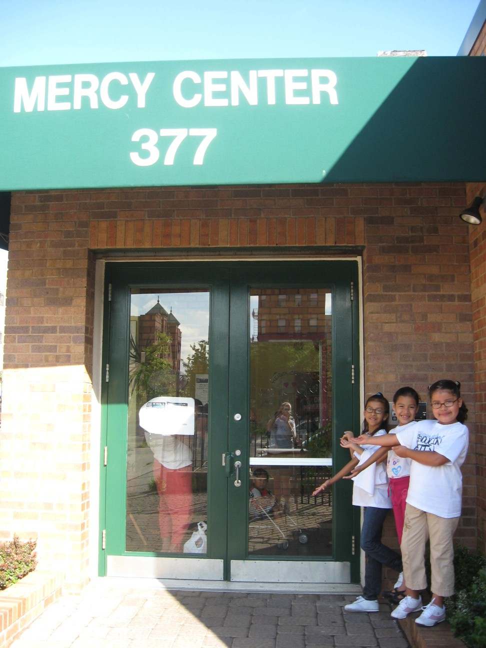Welcome to Mercy Center on East 145th St.