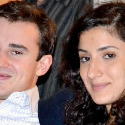 Mia Zuccaro & Oliver Merrill Marry