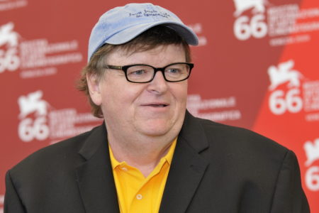 Michael Moore Is Mad There Is No Bookstore In Bronx