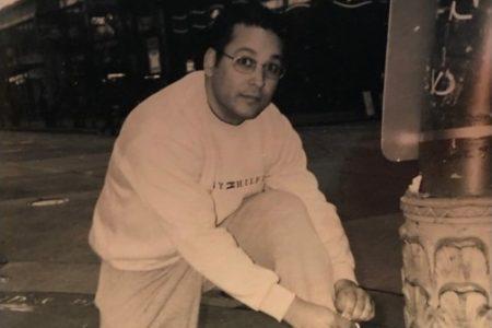 Milton Rojas, 43, Missing