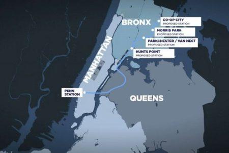 East Bronx Metro-North/Amtrak Agreement