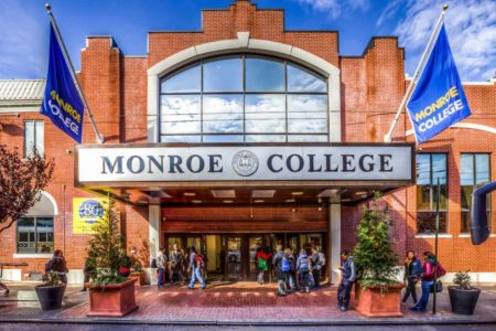 Monroe College Hosts 29th Annual Holiday Celebration For The Children Of Students, Faculty & Staff