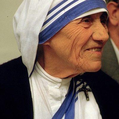 Mother Teresa Honored In Bronx