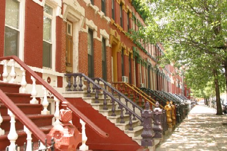 Mott Haven East Historic District