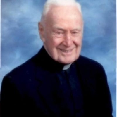 Msgr. Gerald Ryan Passes At 93