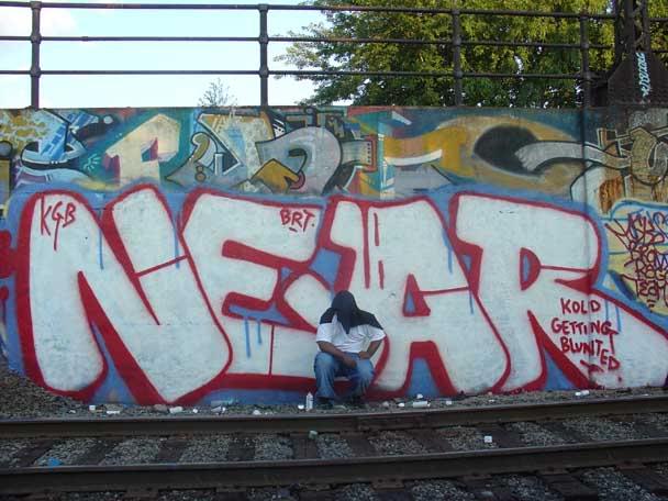 Bronx Graffiti Writer NEAR KGB Dies