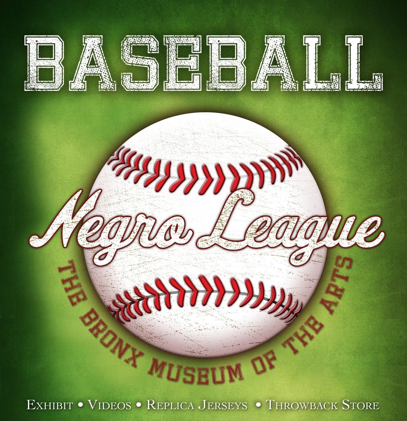 Negro League Baseball Ehxibit