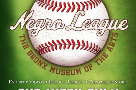 Negro League Baseball Ehxibit
