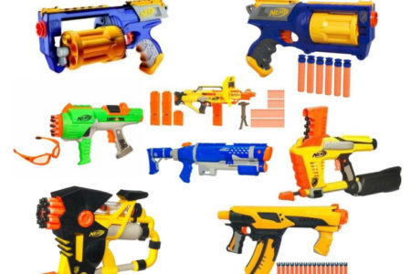 Bronx Elementary School Locked Down Over A NERF Gun?