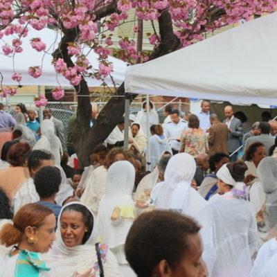 Historic New York Medhanialem Church Moves To Bronx