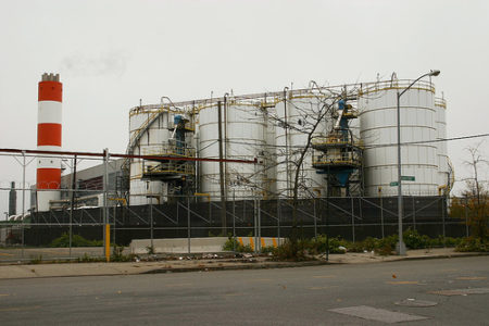 Hunts Point To Lose Fertilizer Stench
