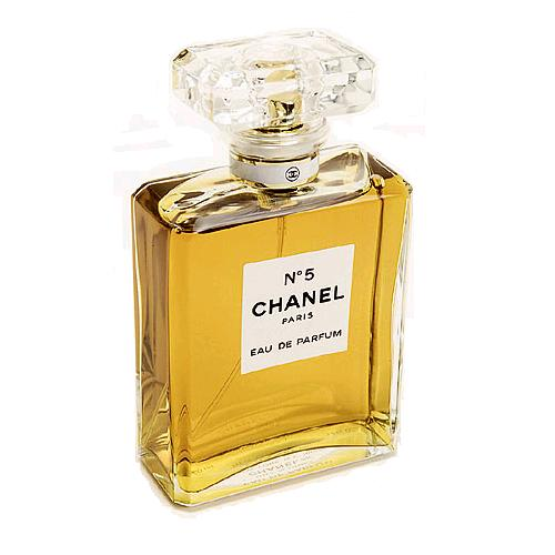 The legendary Chanel No. 5.