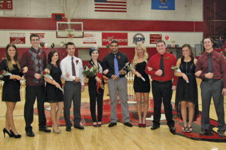 Northern Oklahoma College Homecoming King Is From Bronx