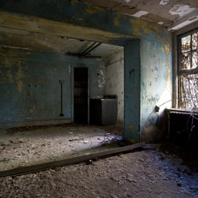 The Abandoned North Brother Island
