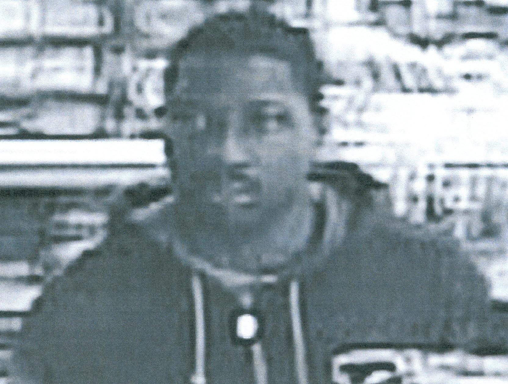 One of the 3 suspects.