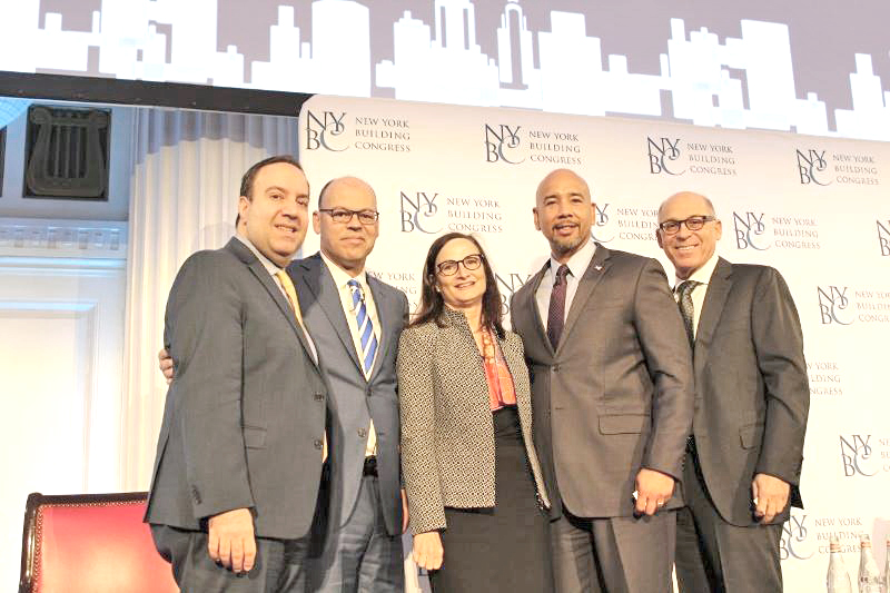 Diaz Champions Bronx Waterfront, Sees West Side Development Potential