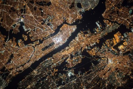 Our Great City By Night