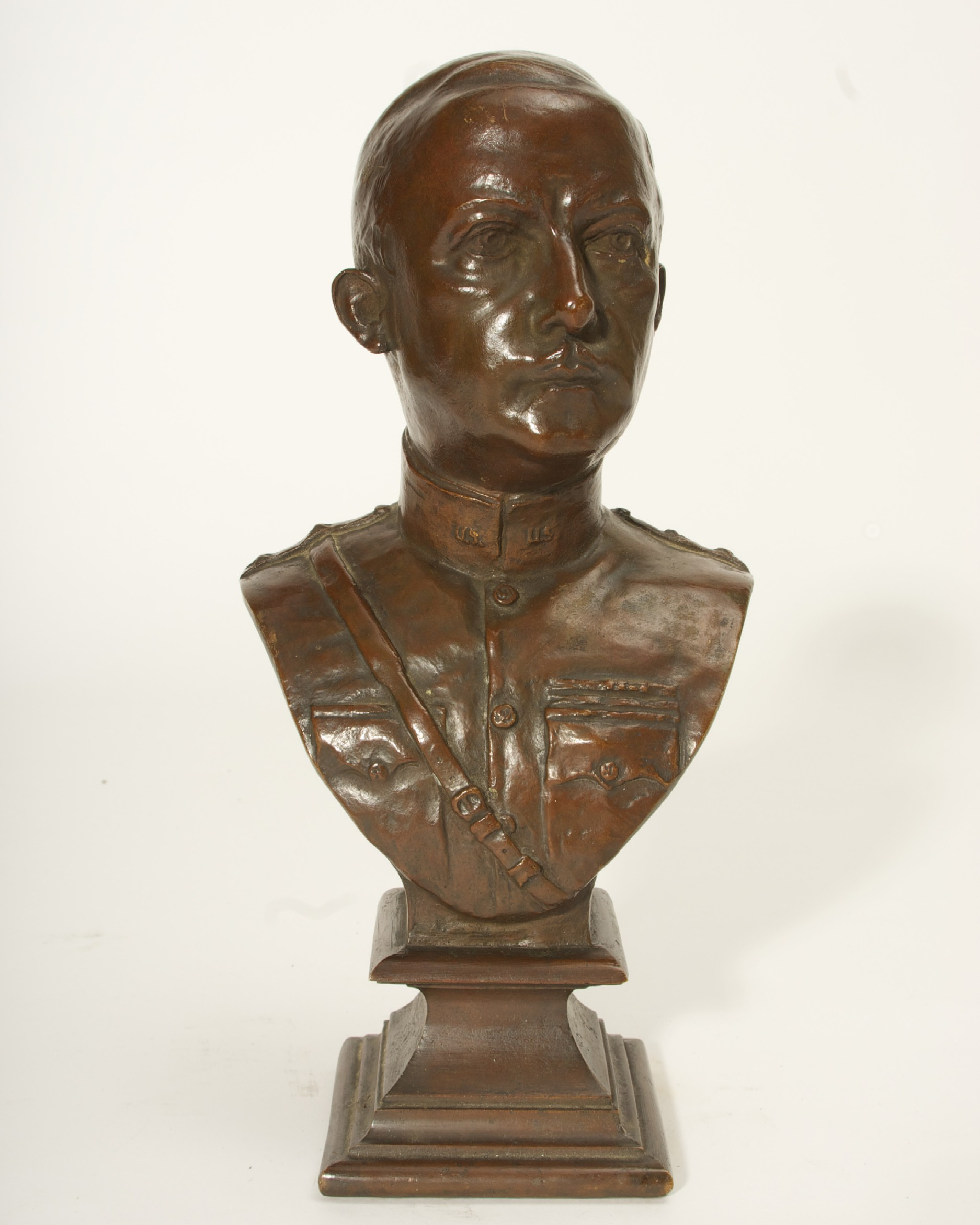 Major General John Francis O'Ryan, Bust