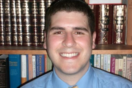 A New Rabbi At Temple Emanuel