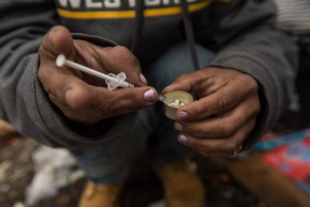 State Funneling $10m Into Bronx To Help The Borough's Heroin Addicts