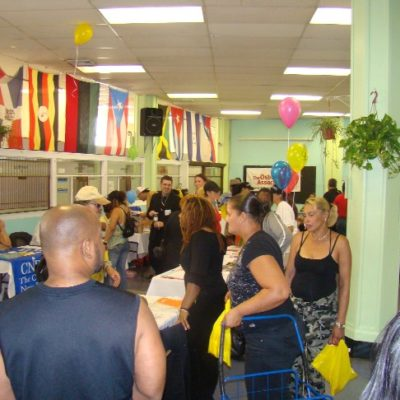 Osborne Hosts Bronx Health Fair