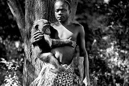 In 1906, The Bronx Zoo Caged A Black Man On Display In The Monkey House