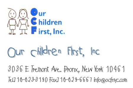 Our Children First's Baby Chat Program
