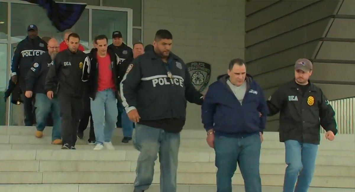 Feds Bust 17 Suspects In Staten Island, Bronx Drug Operations