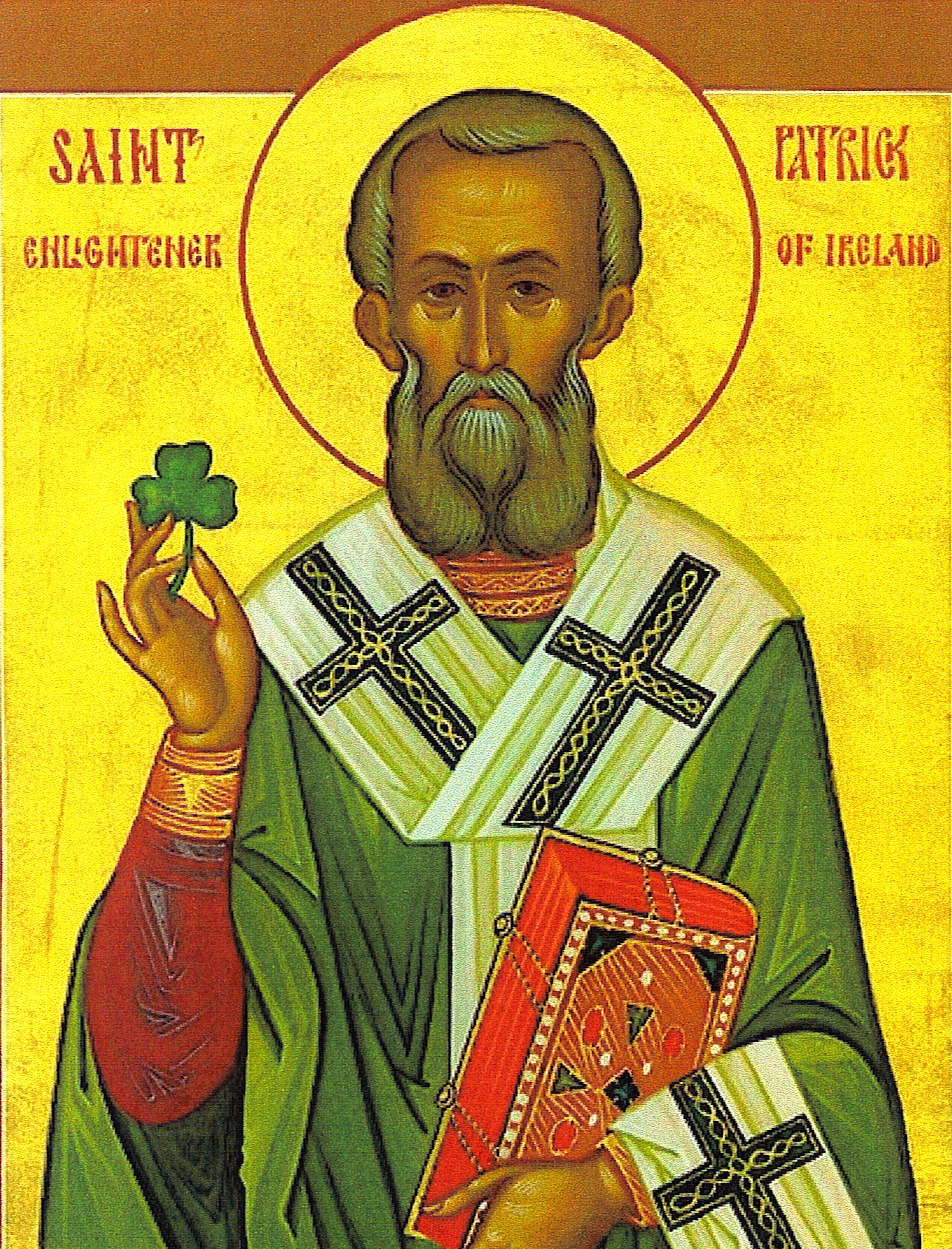 † Happy St. Patrick's Day