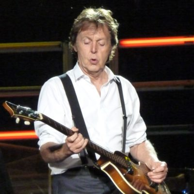 Paul McCartney Set To Rock At Yankee Stadium In Bronx