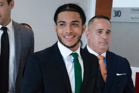 Bronx DA Moves To Dismiss Case Against Pedro Hernandez
