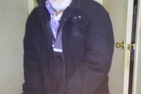 Pedro Sanabria, 76, Missing