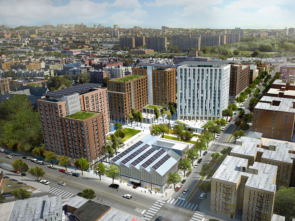 The Peninsula, A Hunts Point Mixed-Use Complex On Former Juvenile Jail Site, Gets New Renderings