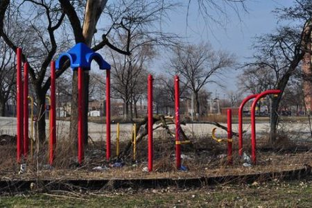 Bronx Hazardous Playgrounds