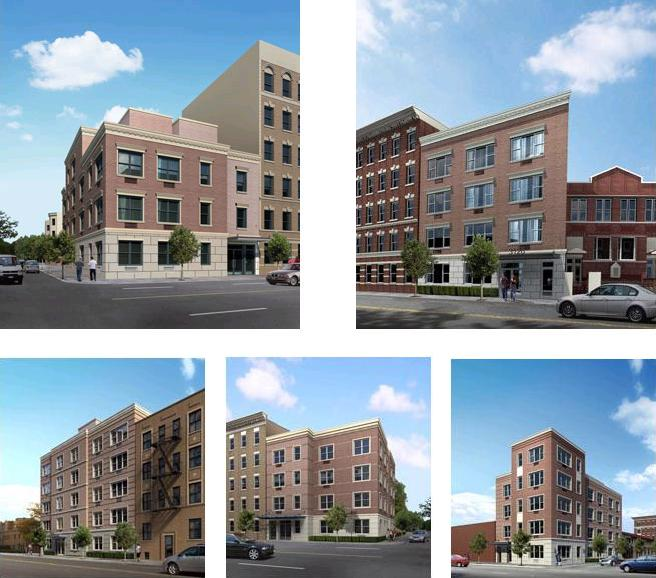 Groundbreaking Ceremony For Bronx Affordable Housing
