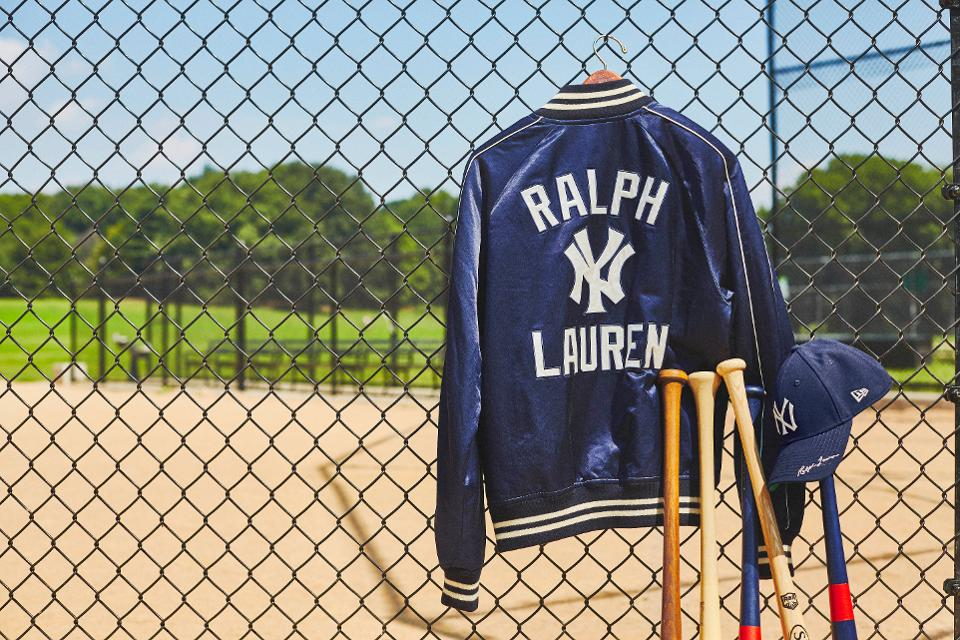 Ralph Lauren Celebrates 50th Anniversary With New Polo App & Yankees Collaboration