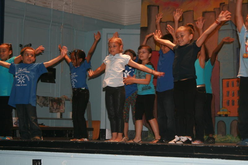 P.S.36 And The Bronx Dance Theater Performance