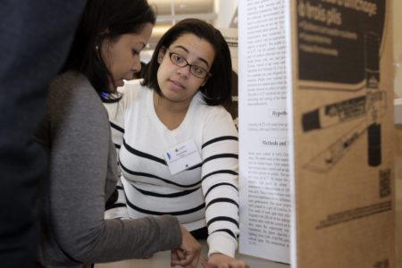 Raychell Vélez Wins Bronx SciFest