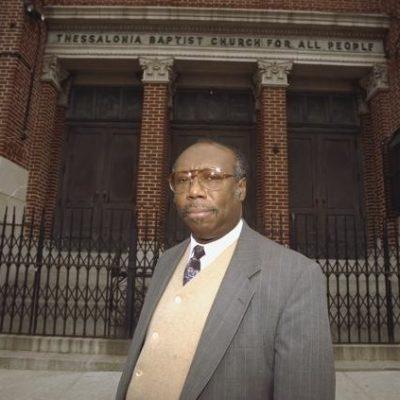 Rev. Dr. Shellie Sampson Jr. Passes At 73
