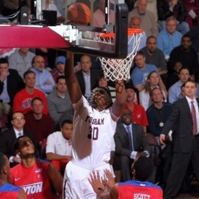 Fordham Men's Basketball Upended By Dayton