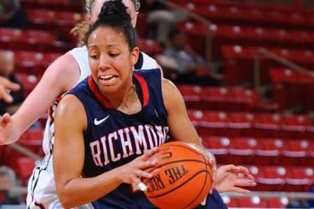 Richmond Women's Basketball Falls To Fordham