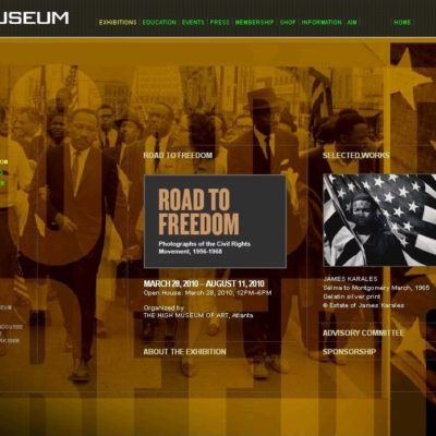 Road To Freedom Exhibit In Bronx
