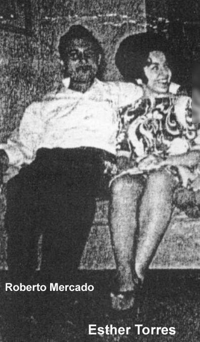Roberto Mercado & Esther Torres
