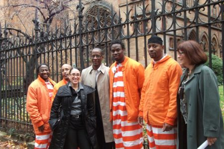 Incarcerated Men Give Thanks For Their Fresh Start By Giving Back