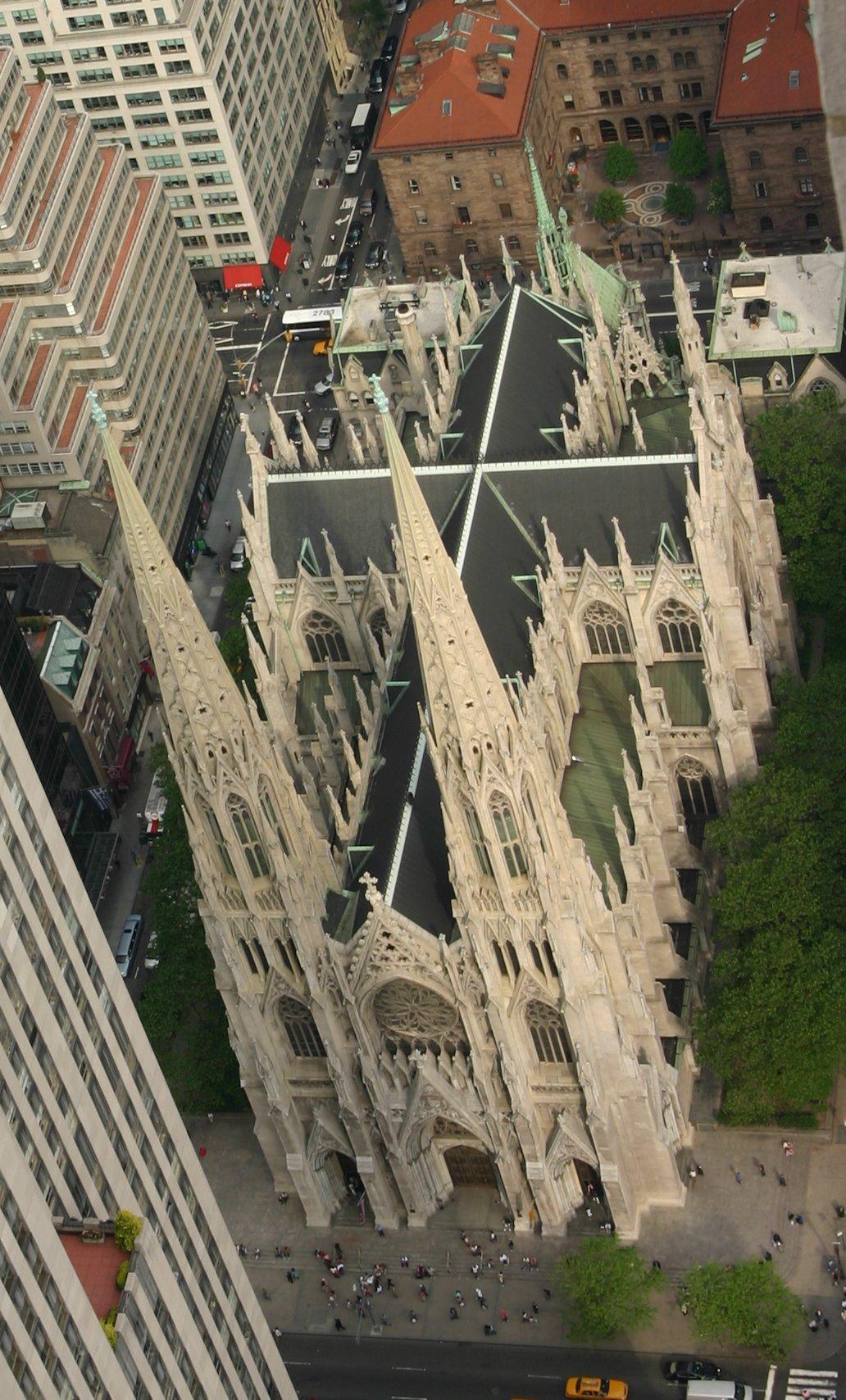 Saint Patrick Cathedral, New York