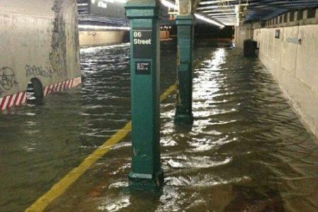 Mass Transit In The New York Region