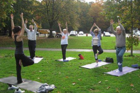 Free Seniors' Fitness Instructions