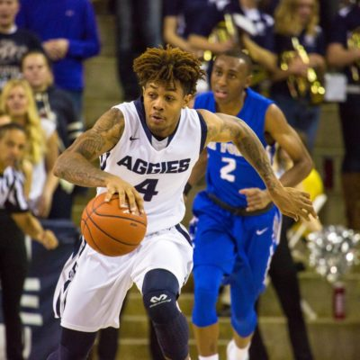 Bronx Native Shane Rector Has Been A Playmaker For The Aggies